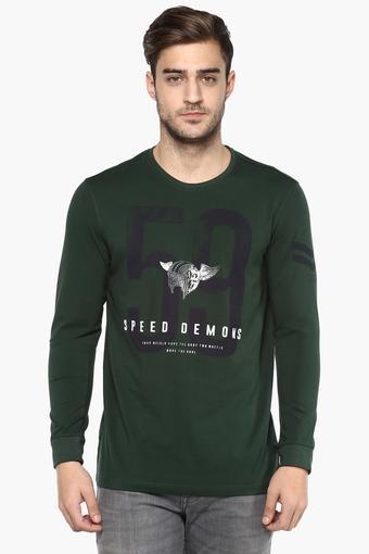 SPYKAR -  GreenT-shirts - Main