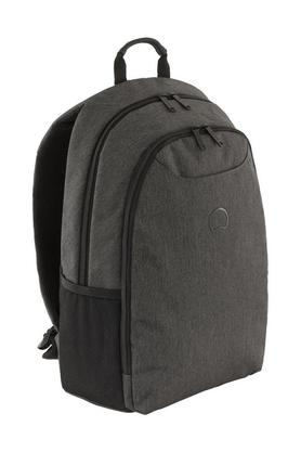 Unisex Zipper Closure 2 Compartment Laptop Backpack