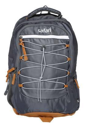 Unisex 3 Compartment Zipper Closure Flip Flop Backpack