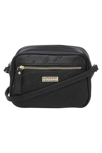 SUPERDRY -  Black Handbags - Main