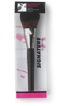 Signature Rounded Powder & Blush Brush