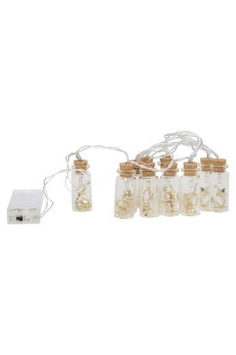 Star Mini Bottles String Lights