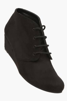 LEMON & PEPPERWomens Casual Wear Lace Up Boots