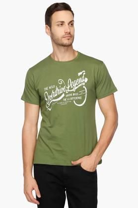 Shoppersstop : Flat 50% to 60% Off On Life & Stop T- shirt + Free Shipping low price image 3