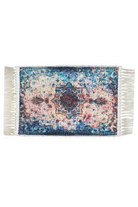 Rectangular Printed Woven Door Mat
