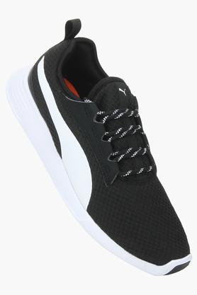 PUMA Mens Mesh Lace Up Sports Shoes - 203325374