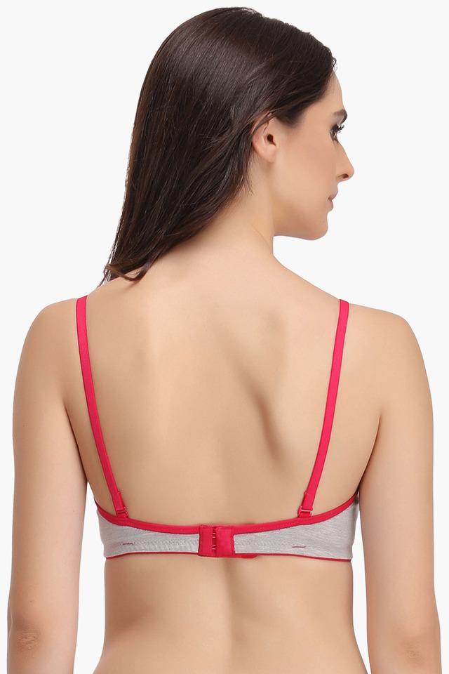 Womens Non Padded Non Wired Bra