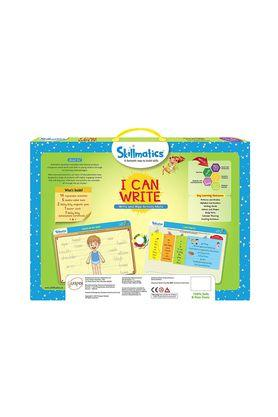 Unisex I Can Write and Wipe Activity Game
