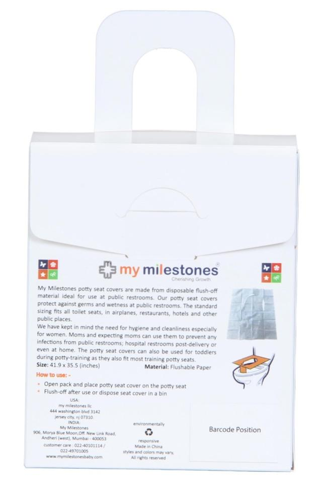 Disposable Potty Seat Cover - Pack of 50