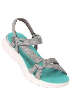 Girls Velcro Closure Sandals