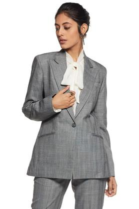 Women Basic Blazer