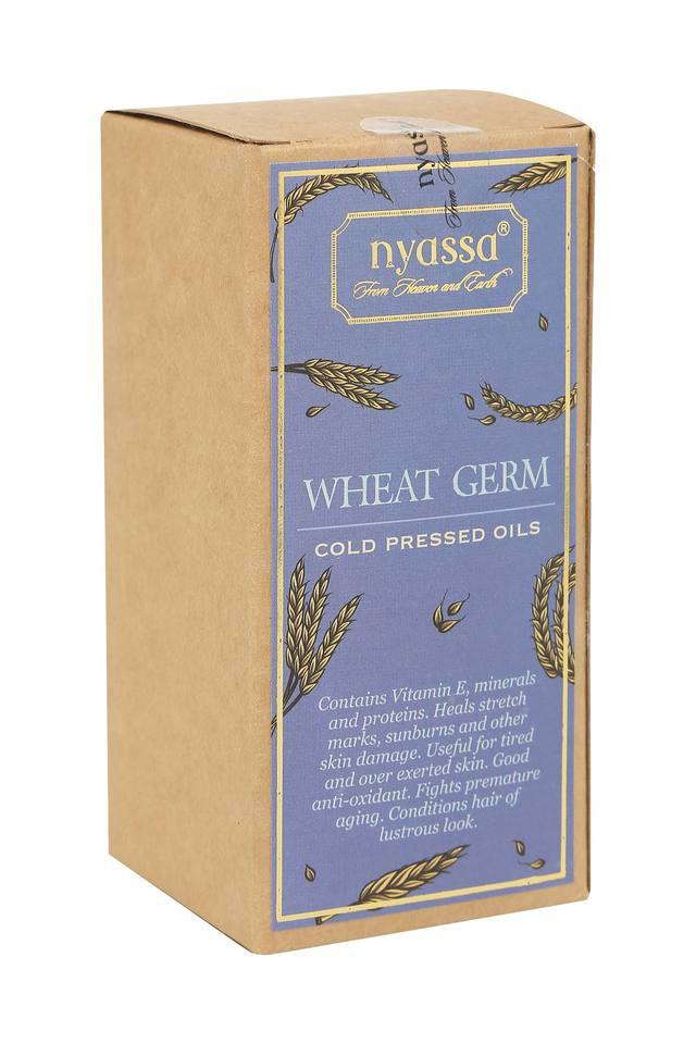 Wheat Germ Cold Pressed Oil - 100ml