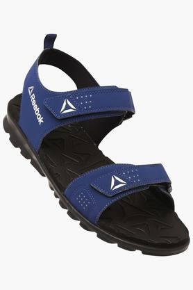 REEBOKMens Casual Wear Velcro Closure Sandals