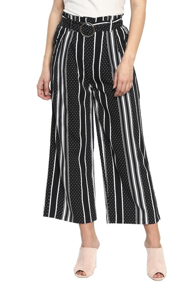 LIFE - BlackTrousers & Pants - Main