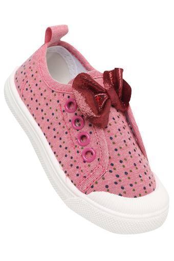 Girls Slip On Sneakers