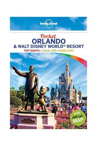 Lonely Planet Pocket Orlando & Walt Disney World (R) Resort (Travel Guide)