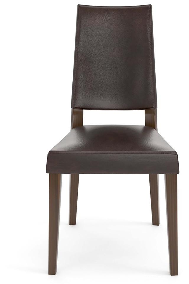 Brown Silla Dining Chair
