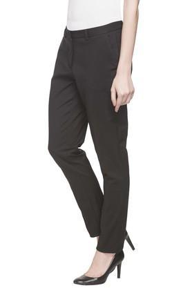 ALLEN SOLLY - BlackTrousers & Pants - 2