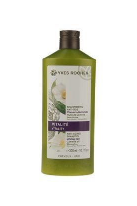 Anti-Aging Shampoo With Camellia Oil - 300ml
