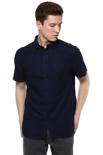 CELIO -  IndigoCasual Shirts - Main