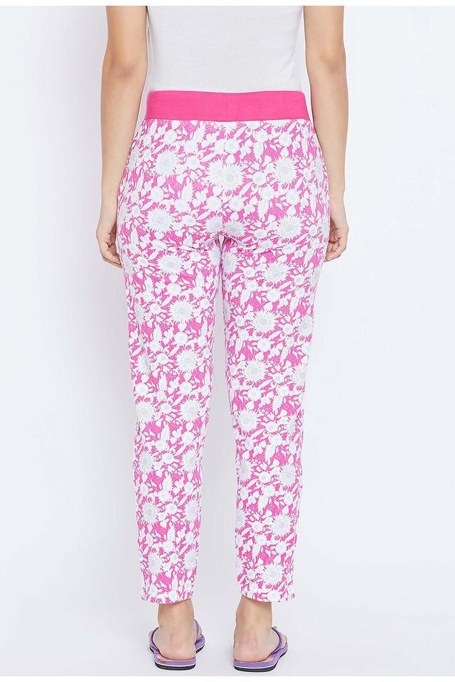 Womens 2 Pocket Printed Pyjamas