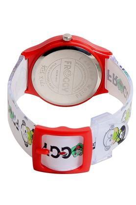 Unisex Plastic Analogue Watch -KKFW4001RD