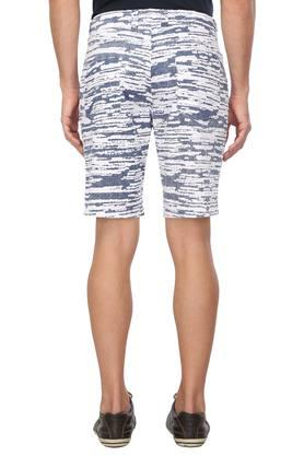 86db0375 Buy Mens Shorts | 3/4th shorts for Men Online | Shoppers Stop