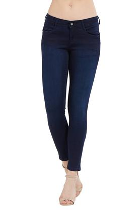 Womens 4 Pocket Jeans