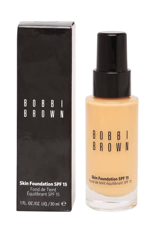 Womens Skin Foundation with SPF 15 - Warm Natural