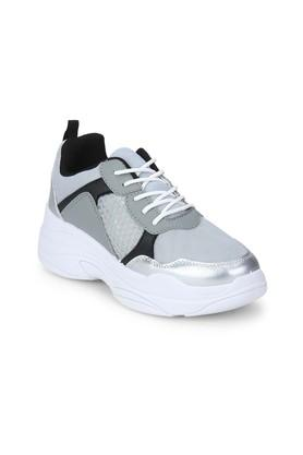 Womens Lace Up Sports Shoes