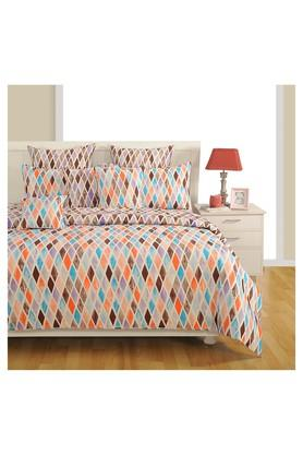 SWAYAMPrinted Double Bed Quilt - 204583718_9308