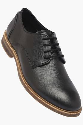 VETTORIO FRATINI Mens Leather Lace Up Derbys - 202801967_9212
