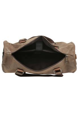 Mens Zip Closure Duffle Bag