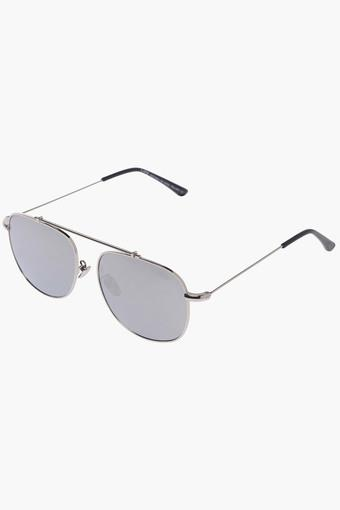 Unisex Mirror Reflection Aviator Sunglasses LIO27C60