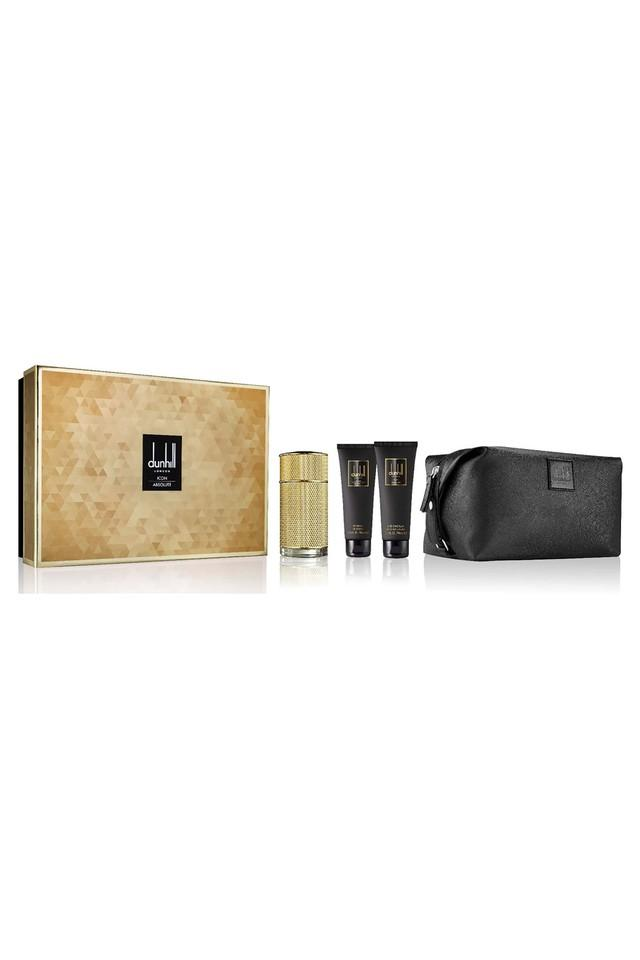 Mens Icon Absolute EDP spray 100ml After Shave Balm 90ml Shower Gel 90ml And Bag Set