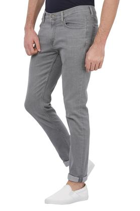 Mens Coated Eric Jeans
