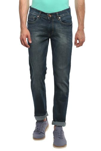 NUMERO UNO -  Grey MelangeJeans - Main