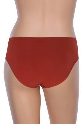 Mid Waist Cotton Panty