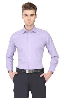 Mens Slub Formal Shirt