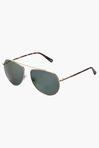 Mens Full Rim Aviator Sunglasses - GA709132R