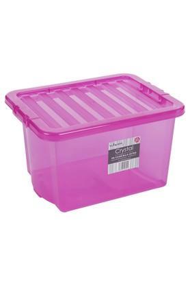 WHATMOREPlastic Kitchen Storage Box With Lid