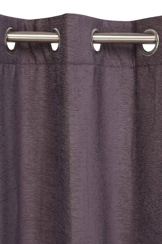 Slub Window Curtain