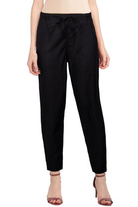 428060bf76 Buy Cargo, Harem & Track Pants Womens Online | Shoppers Stop