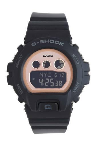 Womens G-SHOCK Rose Gold Dial Resin Digital Watch - G893