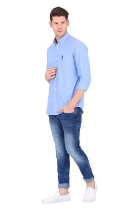 U.S. POLO ASSN. - BlueCasual Shirts - 3