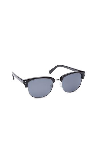Mens Clubmaster UV Protected Sunglasses