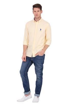 U.S. POLO ASSN. - YellowCasual Shirts - 3