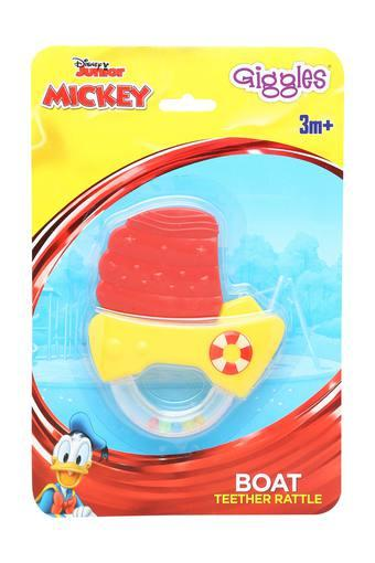 Kids Boat Shaped Teether