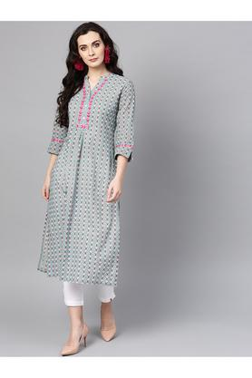 9e8b91243e Ladies Kurti - Get Upto 50% Off on Kurtas for Women | Shoppers Stop
