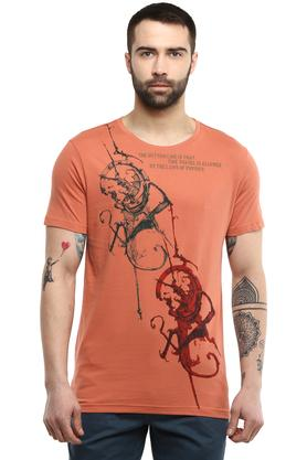 3c5d225b T-Shirts for Men - Avail upto 60% Discount on Branded T-Shirts for ...